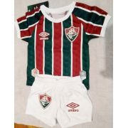 KIT INFANTIL FLUMINENSE I UMBRO 2020 TRICOLOR