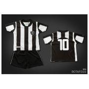 Kit Infantil Torcida Baby Botafogo