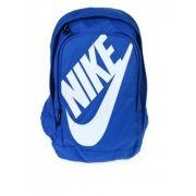 Mochila Nike Hayward Futura Médio 2.0 Azul Branco Masculino