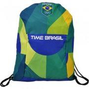 Saco Esportivo Time Brasil - Verde