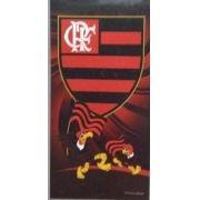 Toalha Flamengo Banho Veludo Estampada 206923
