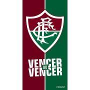 Toalha Fluminense Banho Veludo Estampada 207321