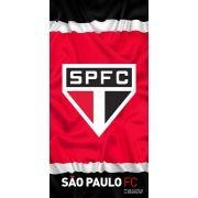 Toalha São Paulo Banho Veludo Estampada 207318