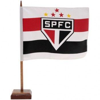 Bandeira de Mesa São Paulo FC