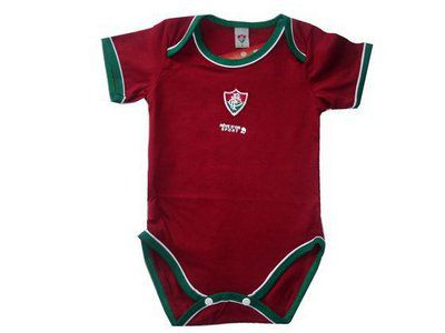 Body Bebê Fluminense Grená 033ax Torcida Baby