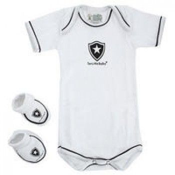 Body e Pantufa Menino Botafogo 033