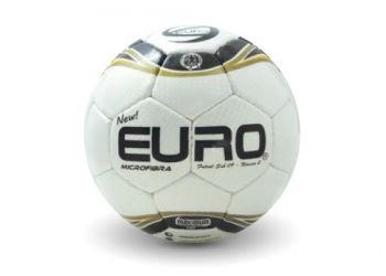 Bola Euro Microfibra Futebol de Salão Sub 9