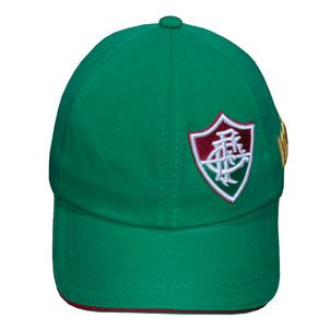 Boné  Fluminense Aba Curva Verde 1902