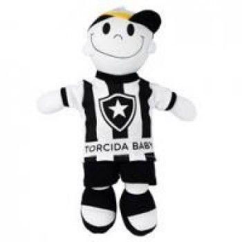 Boneco Botafogo Torcida Baby