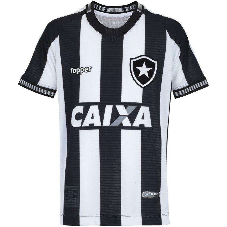 Botafogo 1 Camisa Topper 2018