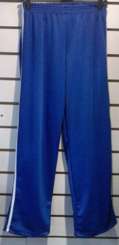 Calça Comprida Azul com Friso Branco Infantil - Uniforme Colégio Santo Agostinho
