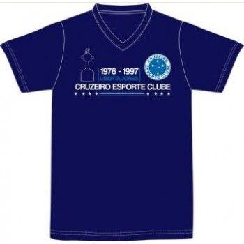 Camisa Cruzeiro Champion Marinho Cód 174002