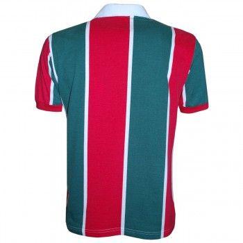 Camisa Fluminense 1913 Adulto Manga Curta