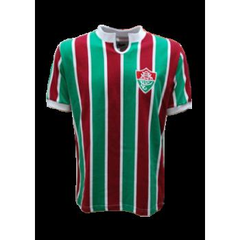 69039d7055 Camisa Fluminense 1976 Máquina Tricolor Número 2 - Só Torcedor -  Apaixonados por Futebol ...