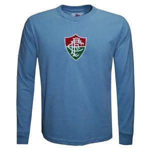 Camisa Fluminense Castilho O Goleiro 59 Liga Retrô  manga longa