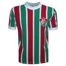 Camisa Fluminense Liga Retrô 1980 Masculina
