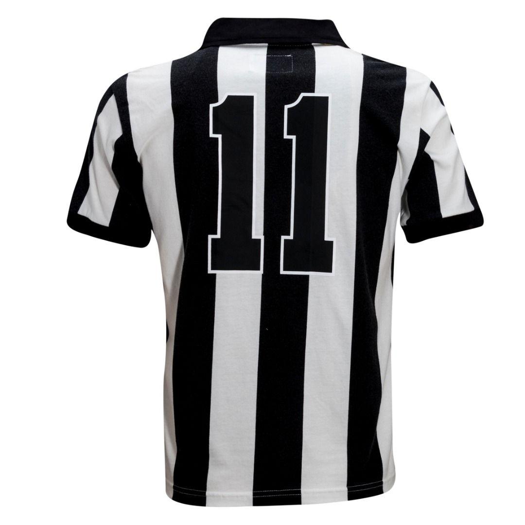 Camisa Liga Retrô Pepe 1963 Listrado