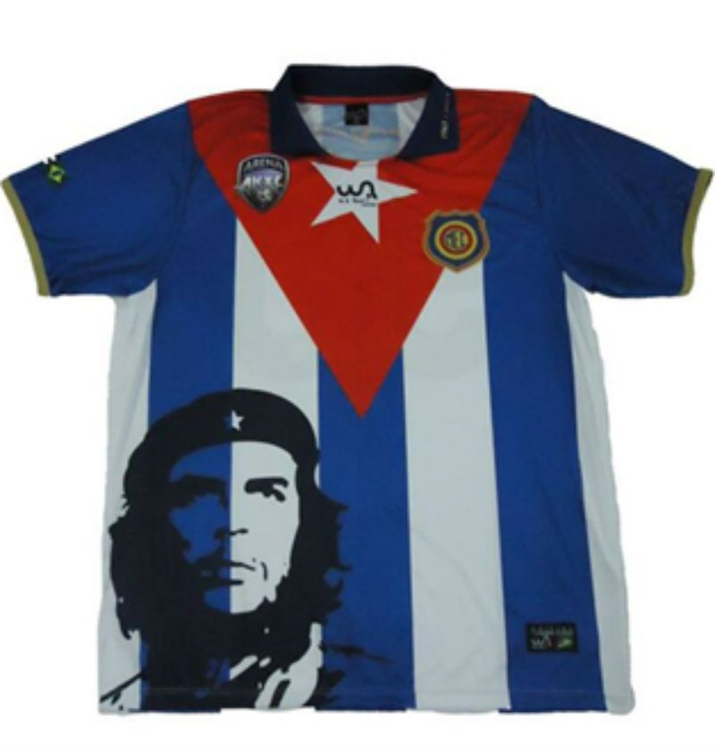 Camisa Madureira Che Guevara - Goleiro - A Bandeira de Cuba