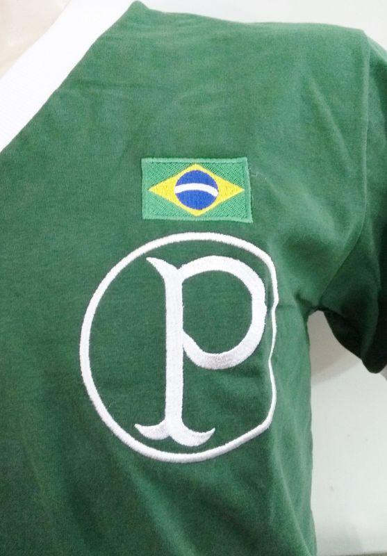Camisa Palmeiras 1951 Verde Liga Retro