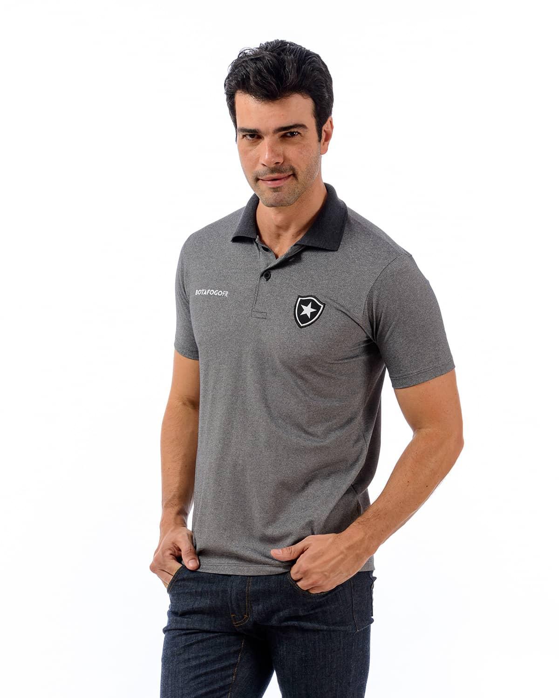 Camisa Polo Braziline Botafogo Form Cód 004003262