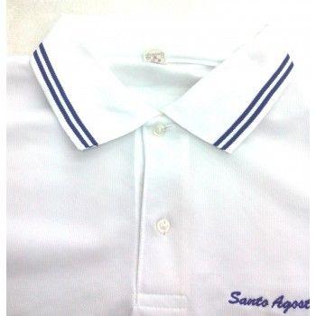 Camisa Polo Colégio Santo Agostinho Algodão