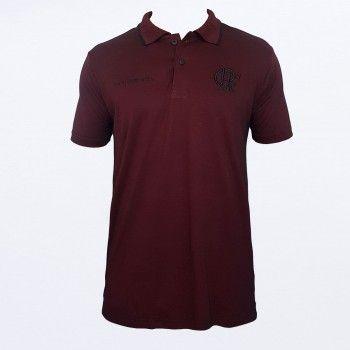 Camisa Pólo Flamengo Form Adulto 2017