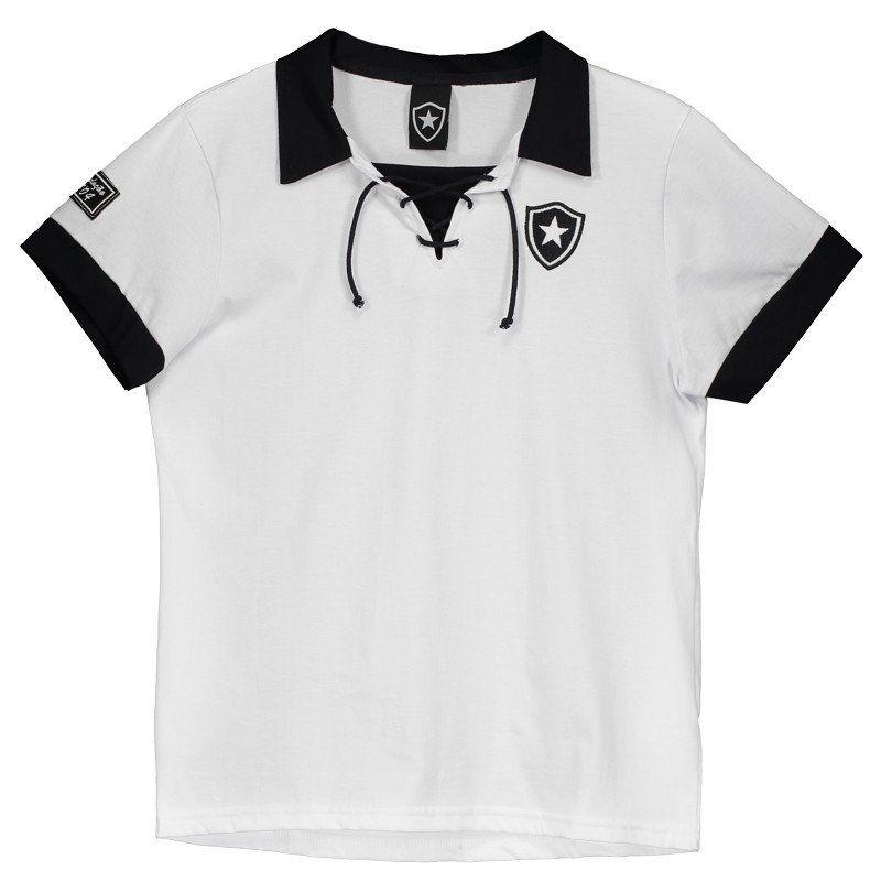 Camisa Pólo Retrô Botafogo Cód 143027