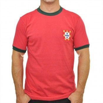 Camisa Portugal 1966