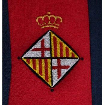 Camisa Retrômania Barcelona 1982