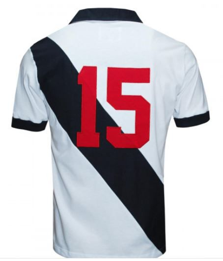 Camisa Vasco Liga Retrô 1971 - Roberto Dinamite