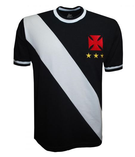 Camisa Vasco Retrô 1972