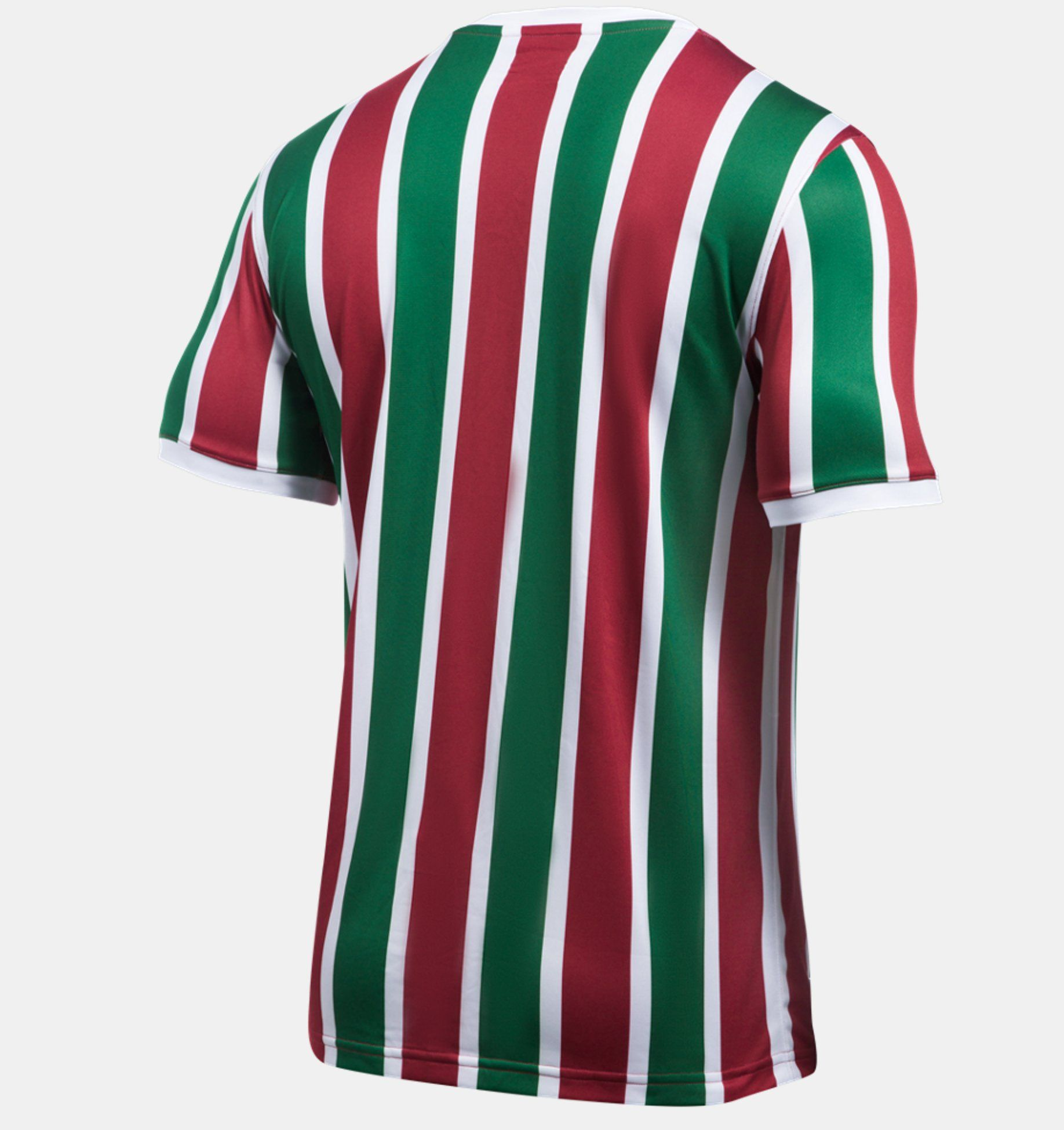 Camiseta Fluminense FC Under Armour Home Tricolor Infantil