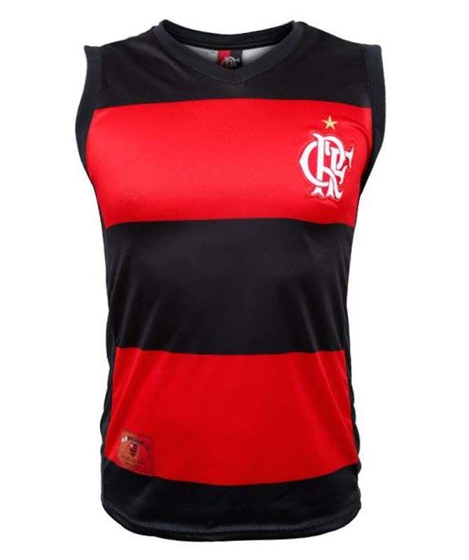 Camiseta Regata Hoop Flamengo CRF Gola V