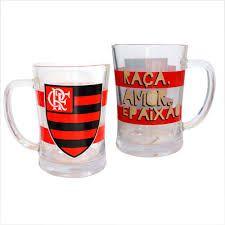 Canecão Flamengo 740ml Vidro