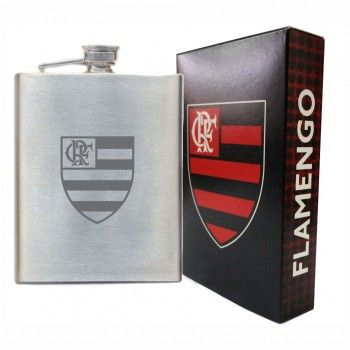 Cantil Nº8 Escudo Flamengo