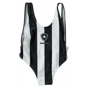Maiô Torcida Baby Botafogo