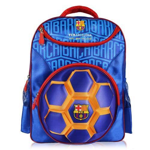 Mochila Barcelona Bola 3D Infantil