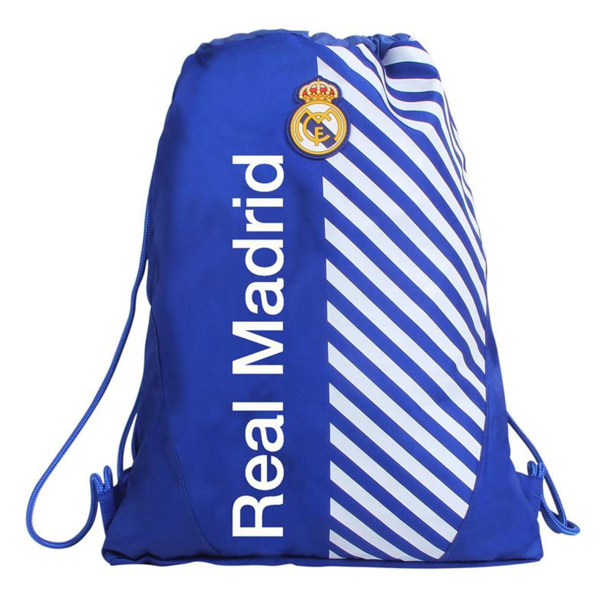 b2b719bb80 Mochila Saco Real Madrid DMW Azul Royal ref. 49210