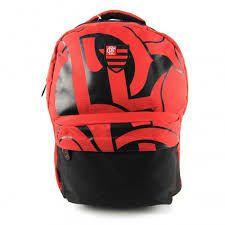 Mochila Teen Flamengo T01 Ref 8292