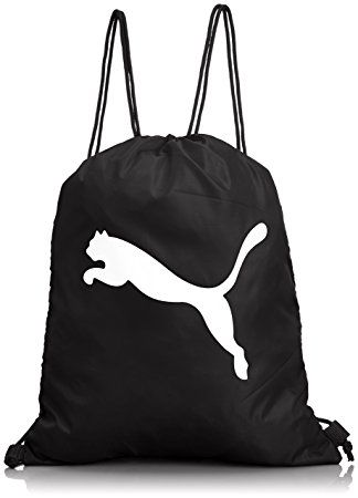 Saco Puma Pro Training Gym Sack Preto 2c7a86b1882b1