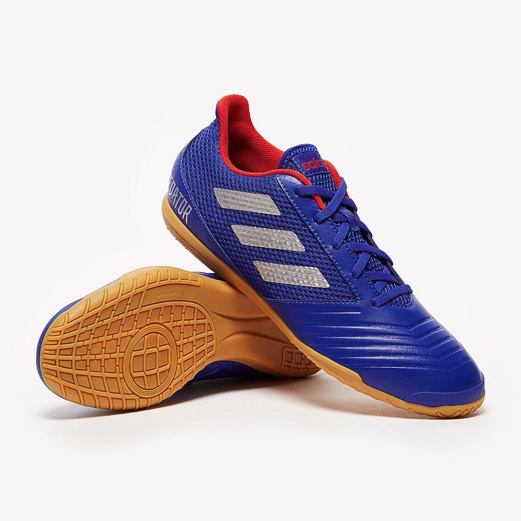 Tenis Adidas Futebol de Salão Predator 19.4 BB9083