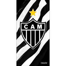 Toalha Atletico Mineiro Banho Veludo Estampada 49967