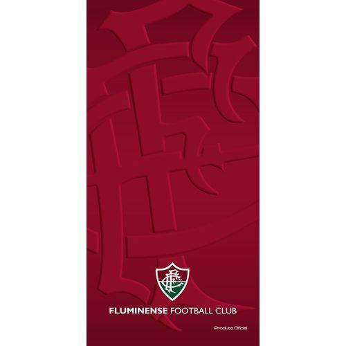 Toalha Fluminense Banho Veludo Estampada 207561