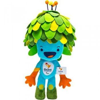 Tom - Mascote Rio 2016 Olímpico 45 cm