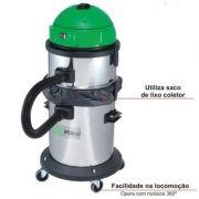 Aspirador de água e pó A162 Usa saco de lixo 1400W de 62 L - Profissional - IPC Soteco
