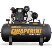 Compressor de Ar 20 Pés 200 Litros Trifásico de Alta Pressão Industrial - CJ 20+ APV 20/200L
