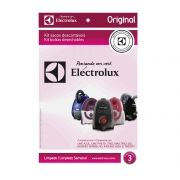 Kit saco descartavel Max Trio Original - Electrolux