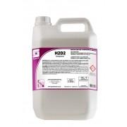 Limpador H2D2 Detergente Limpeza Pesada Industrial Superconcentrado 5 Litros Spartan