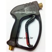 Pistola com gatilho p/ alta pressão 160ºC / 5000 psi
