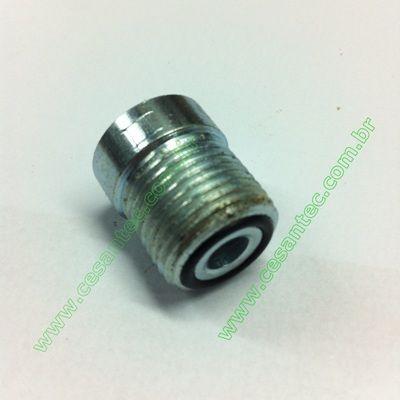 Adaptador ponta bico aço karcher - 9032